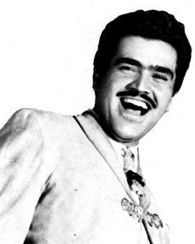 Vicente Fernandez: el primo de mi abuelo :)