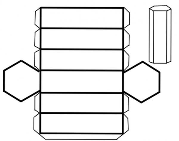 Cómo hacer un prisma con base hexagonal. Un prisma es un poliedro que está formado por dos caras iguales y paralelas llamadas bases y de diferentes caras laterales que son paralelogramos. Dependiendo de la base del prisma, este tendrá más o ...