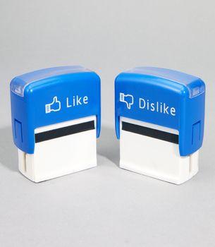 Like, dislike