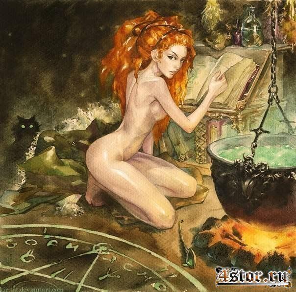 страшные ведьмы - Поиск в Google