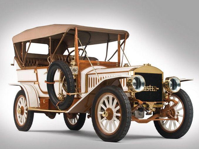 AUSTIN 60 DE 1909