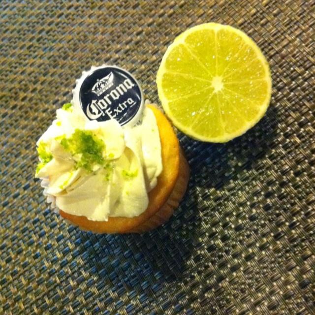 Corona and lemon buttercream my personal recepi