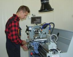 Vocational education in Iłowa and surroundings  (western Poland).