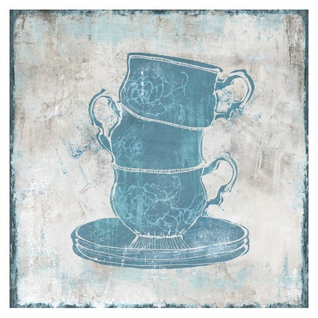 i pinned this tea party wall art iv from the walls of. Black Bedroom Furniture Sets. Home Design Ideas