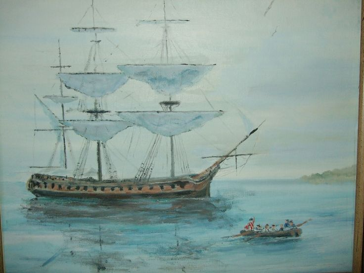 marine art briankillinart oil