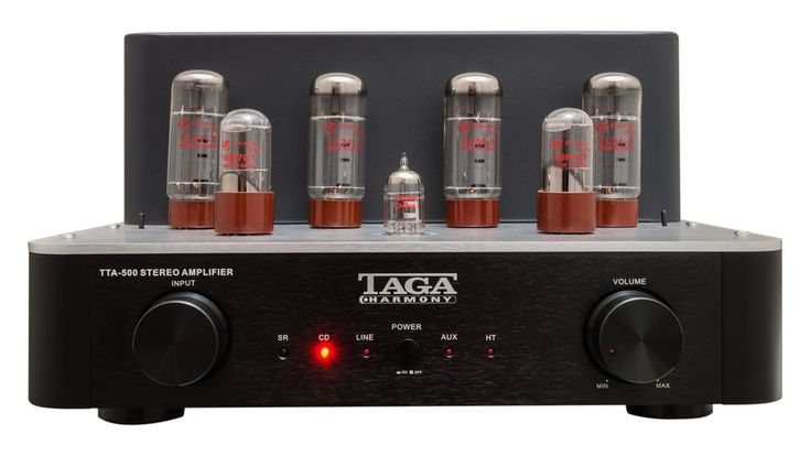 TAGA Harmony TTA-500 Valve Amplifier Released | Hifi Pig
