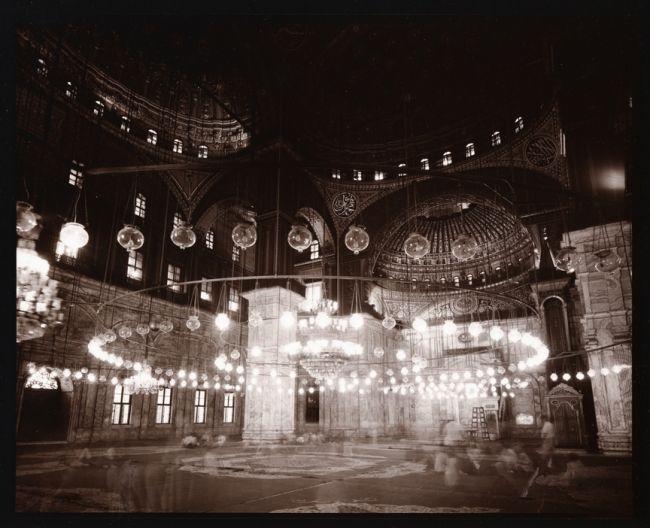 Linda Connor | Mosque, Egypt - 1989