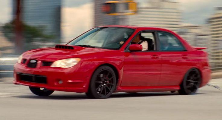 Baby Driver Subaru WRX Sells For $69100