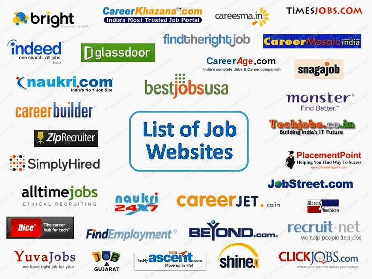 These are the best job search engines where you can get