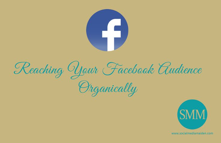 Facebook reach is always a topic of discussion that comes up when you mention marketing on the network. It's frustrating when you have a great post, but you aren't reaching your audience. Here are some tips to help you organically reach more of your followers.