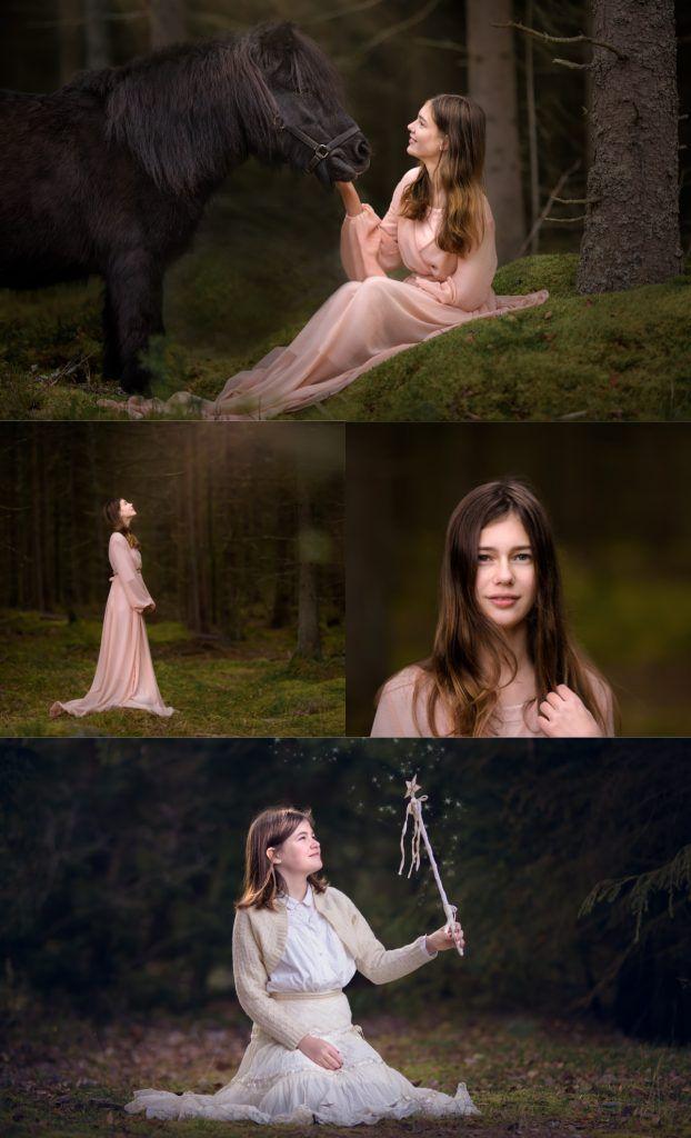 Fairytale photography by Swedish photographer Fotograf Maria Lindberg www.fotografmarialindberg.se