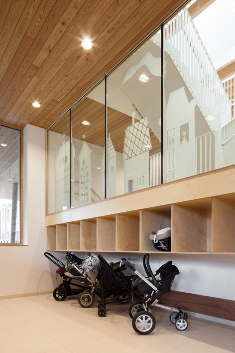 Child Day Care Center Pluchke Brussels, Uccle, 2014 - ZAmpone architectuur