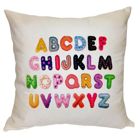 ABC Pillow I