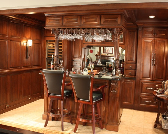 Traditional Media Room Design, Pictures, Remodel, Decor and Ideas - page 26