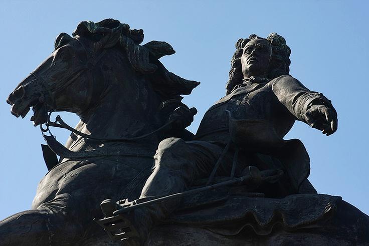 Tatishchev Monument (Tolyatti)