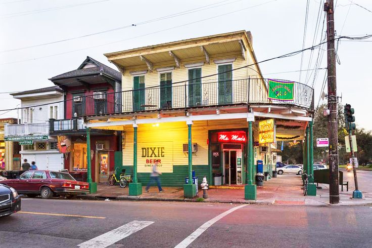 New Orleans cheapest 24-hour dive bar—yes, it's open all day, every day—Ms. Mae's should be on everyone's NOLA bucket list. It's the ultimate dive bar, and it's guaranteed to have a really interesting crowd.  Ms. Mae's   4336 Magazine St.
