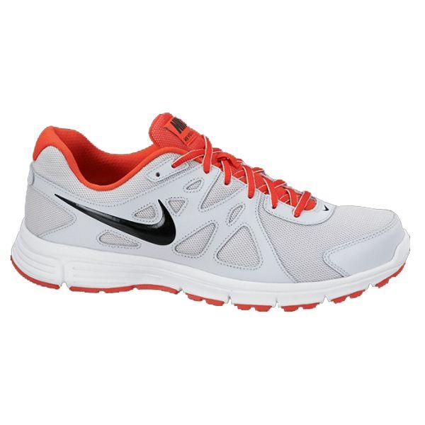 Sepatu Running Nike Revolution 2 MSL 554954-031 merupakan sepatu dengan bantalan yang lembut dan ringan sehingga membuat udara mengalir dengan baik dan memberi kenyaman sepanjang hari. Sepatu ini diskon 10% dari harga Rp 549.000 menjadi Rp 499.000.