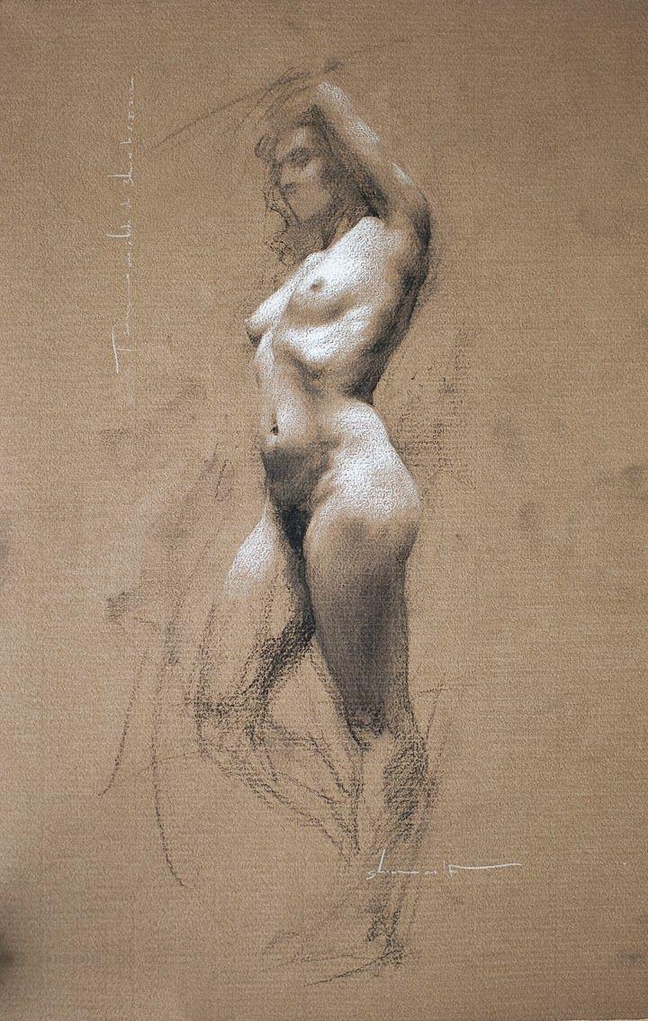 Figure Drawing Professor: Shane Wolf