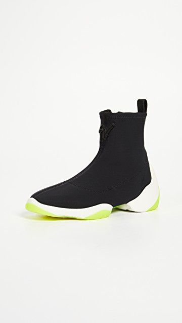 GIUSEPPE ZANOTTI   Stretch High Top Joggers #Shoes #GIUSEPPE ZANOTTI