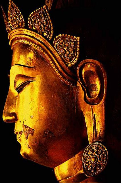 """j2-gallery: """" Lord Buddha by LSD- 25 on Flickr. """""""