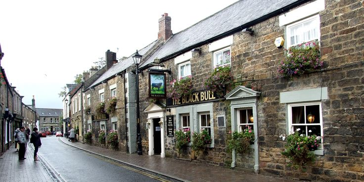 Beautiful Corbridge, Northumberland, UK. Been there and loved it