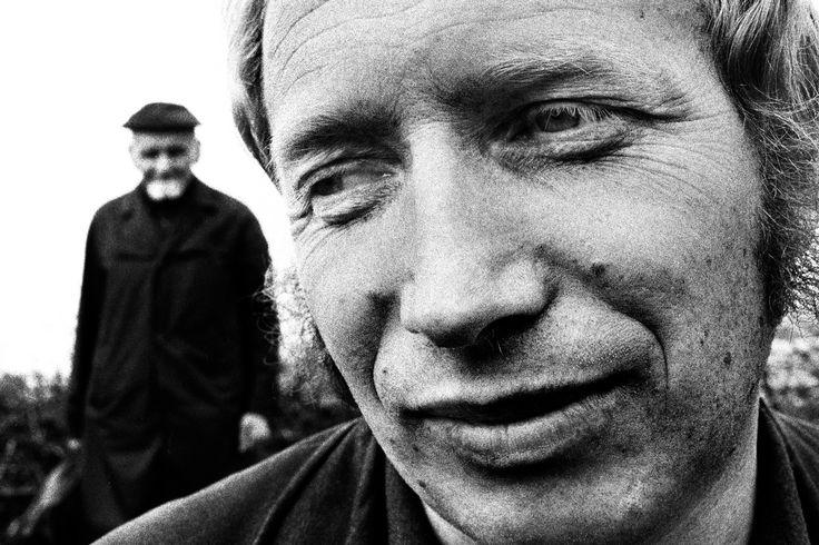 Krzysztof Gierałtowski, na warszawskim żoliborzu, 1973