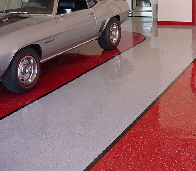 Cars Collector Garages: 1000+ Images About Garage Floor Ideas On Pinterest