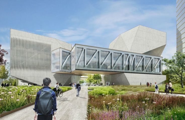 The Juilliard School will be a dynamic cultural and social hub that will redefine the relationship between music education, performance, and public space.