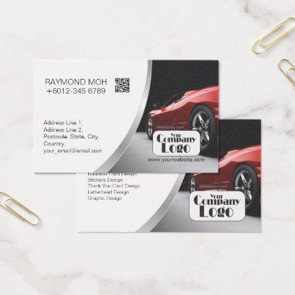 #stylish - #Business Card - Automotive Industry Stylish Design