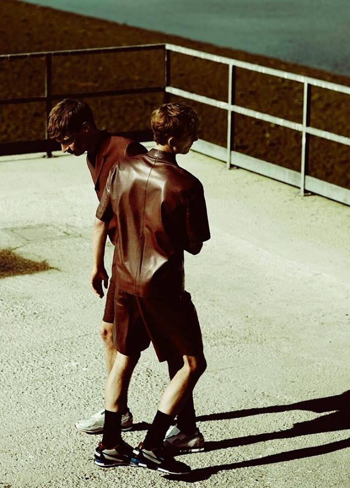THE GREATEST #5 THE HAPPINESS ISSUE  PHOTO PAOLO ZERBINI FASHION EDITOR MATTEO GRECO MODEL MARIJN VALK 2morrow model MODEL ROBERT BROKS - Elite Model Management Milano HAIR ARMANDO CHERILLO - @ATOMO MANAGEMENT MAKE UP MARY CESARDI - ATOMO MANAGEMENT  TOTAL LOOK Dior