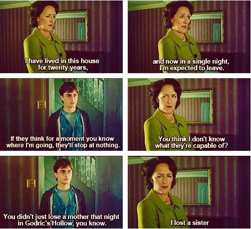 deleted scene in Harry Potter. love. why didn't they put it in the movie?!
