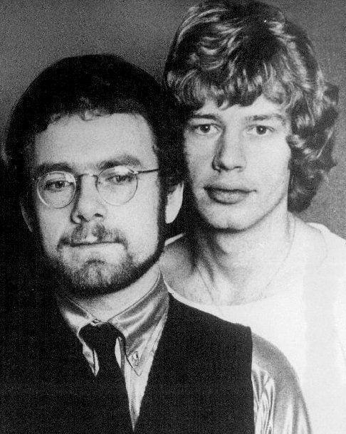 Robert Fripp & Bill Bruford, King Crimson