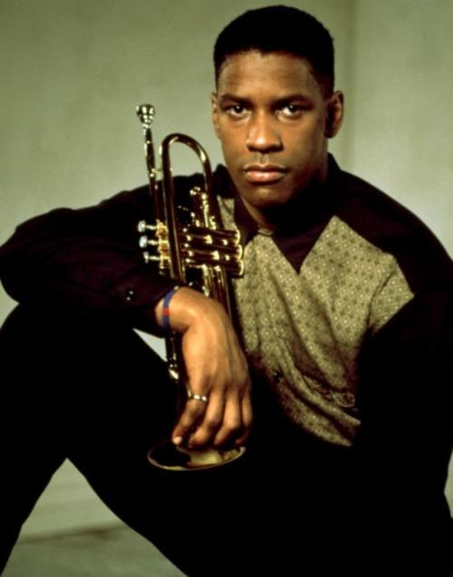 Denzel Washington - Mo' Better Blues (1990) i loved him in this