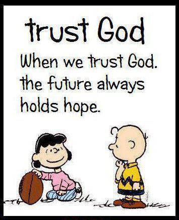 trust God - Google Search
