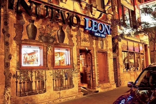 Best Mexican Restaurants in Chicago-Nuevo Leon
