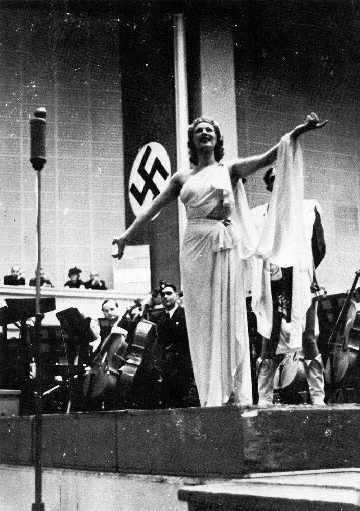 nazi propaganda history essay Below is an essay on nazi propaganda from anti essays, your source for research papers, essays, and term paper examples nazi propaganda and ideology the definition of propaganda is information, ideas, or rumors deliberately spread widely to help or harm a person, group, movement, institution, nation, etc.