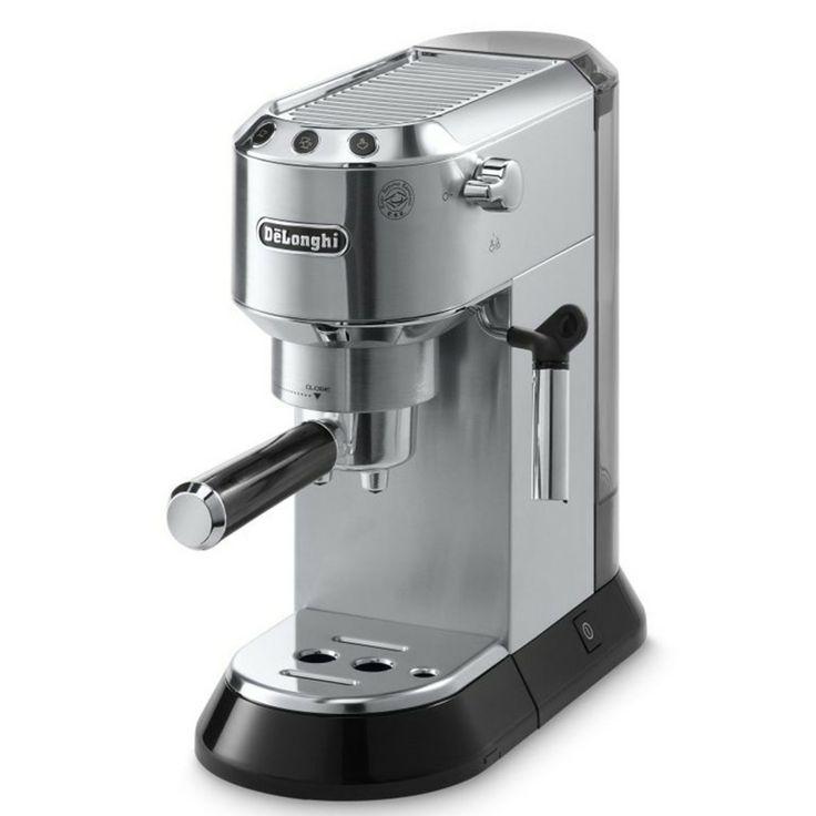 Macchina per il caffè espresso Dedica di Dè Longhi #delonghi #cucina #kitchen #elettrodomestici #cosedicasa #casa #home #design