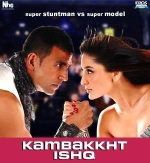 Kambakkht Ishq #Bollywood