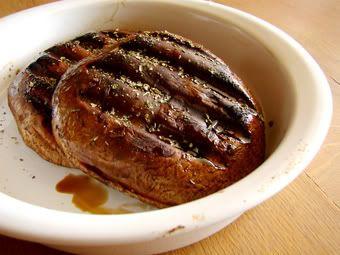Portobello Steak.Oh yeah. « Veggie Wedgie