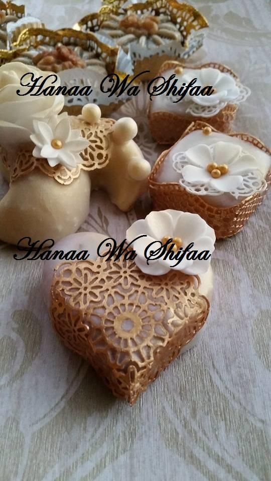 ALGERIAN SWEETS AND CAKES