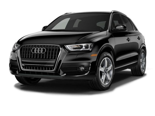 2015 Audi Q3 2.0T Prestige SUV | Seattle,WA | University Audi   Year: 2015 Make: Audi Model: Q3 Trim: 2.0T Prestige Bodystyle: SUV Doors: 4 door Engine: 2.0L TFSI four-cylinder engine Transmission: Automatic Drive Line: quattro Fuel Type: Gas Exterior Color: Mythos black metallic Interior Color: Chestnut brown