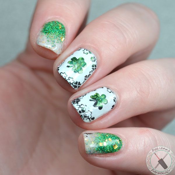 Tuesday Nail Polish: 12 Best 3 Step Tuesday Nail Art Images On Pinterest
