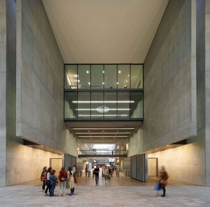 Central Saint Martins by Stanton Williams