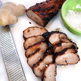 Asian Pork Tenderloin, a recipe from the ATCO Blue Flame Kitchen.
