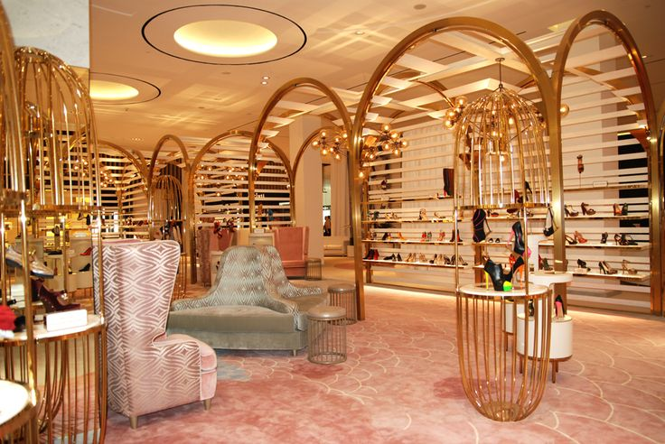 Картинки по запросу shoes concept store luxury