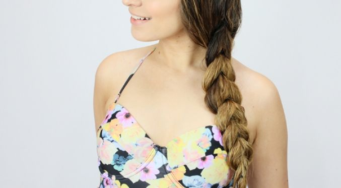 Healthy And Chic Pool Hairstyles