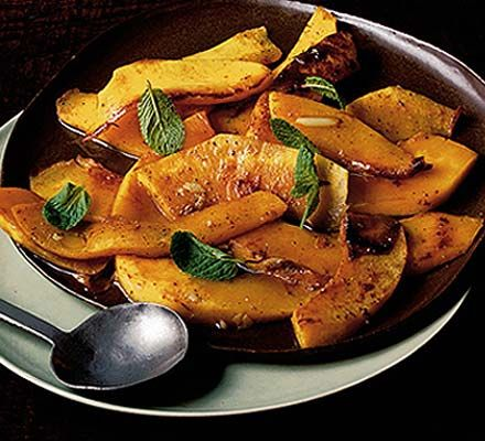 This pumpkin recipe is great as an antipasto or side dish