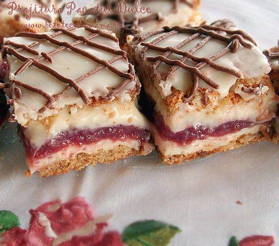 Prăjitură Păcatul dulce
