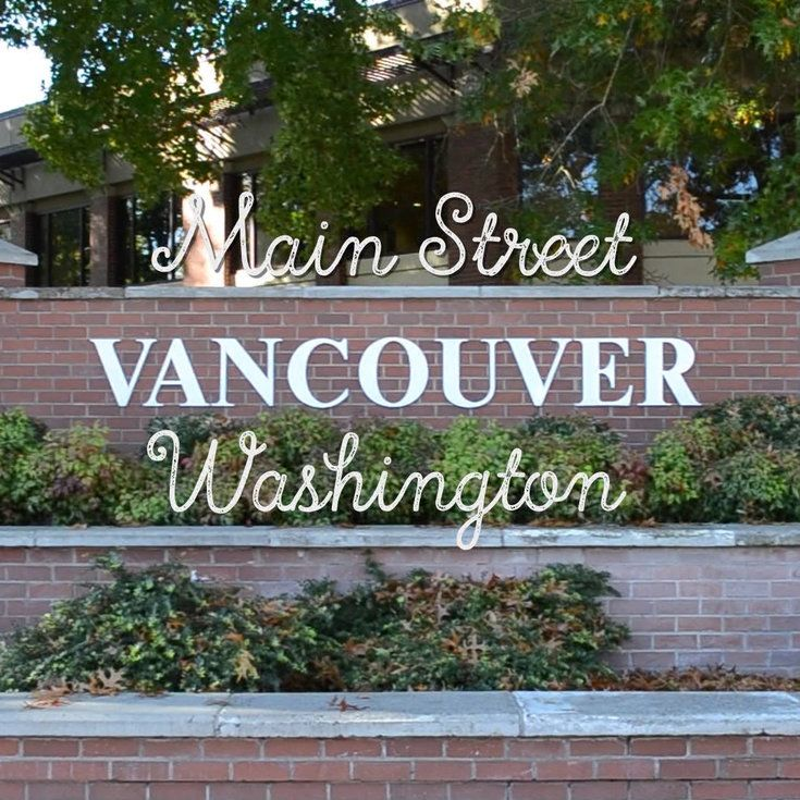 Explore vancouver washingtons main street sunset