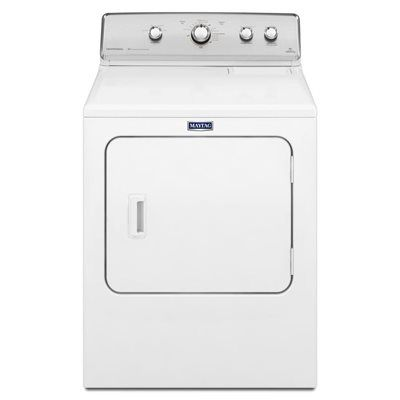 Maytag MGDC555DW Centennial 7-cu. ft. Gas Dryer